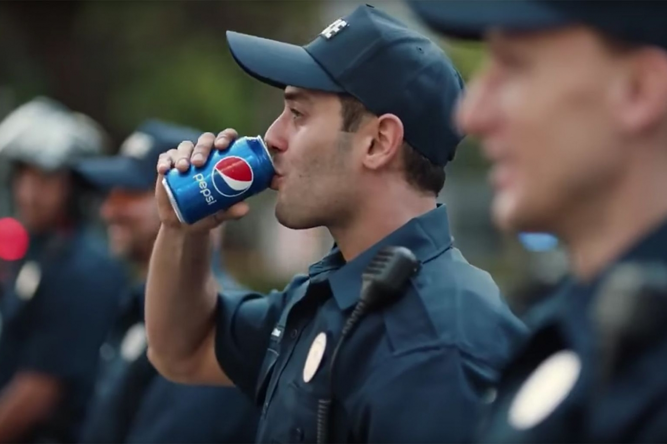 3 Lessons From Pepsi's Controversial Kendall Jenner Protest Ad photo