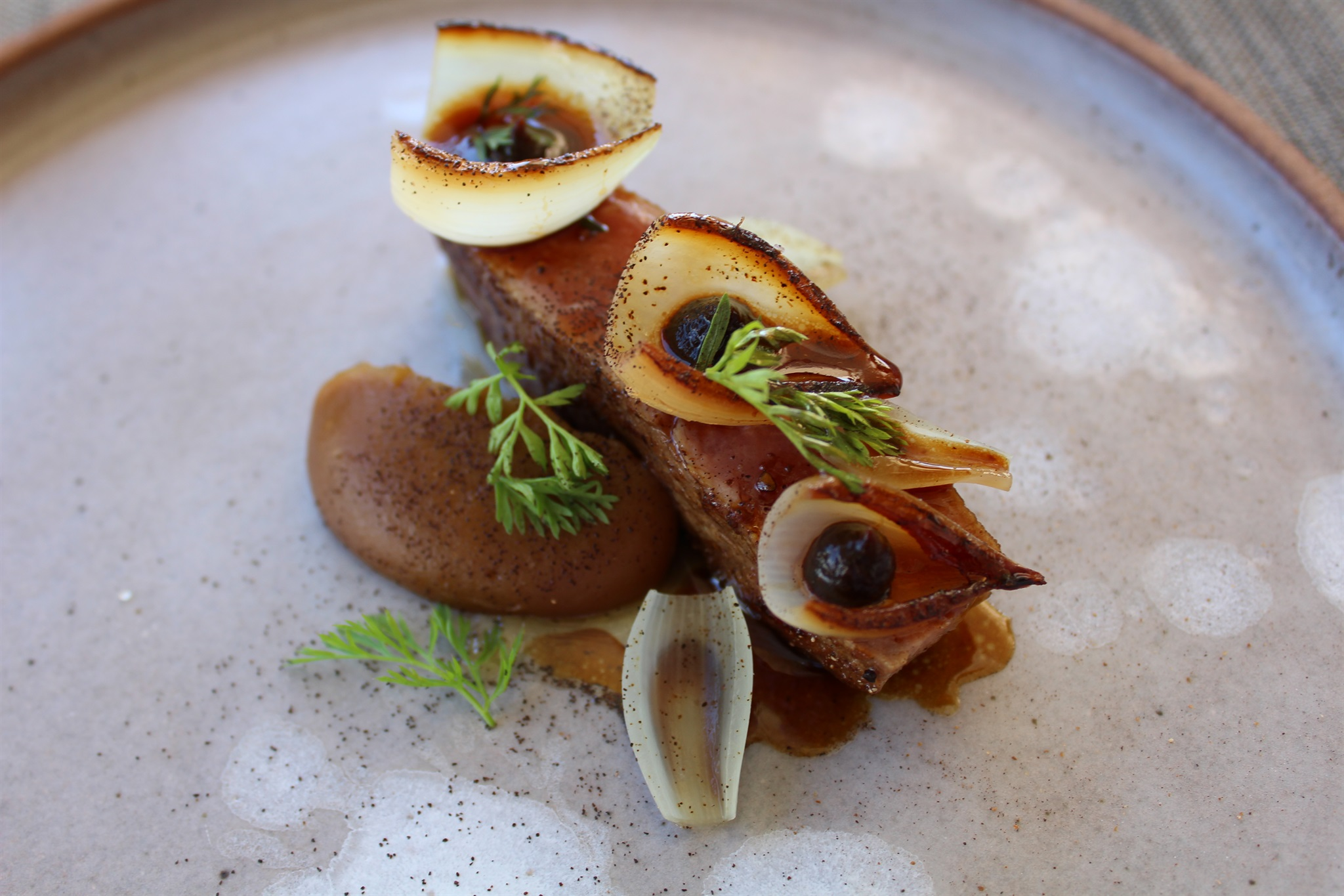 Fresh Flavours At Avondales's New Faber photo