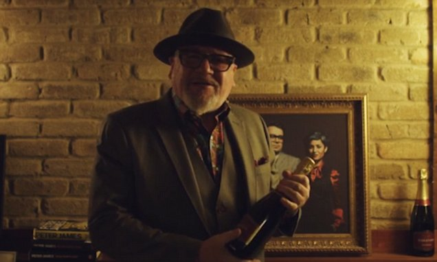 Ray Winstone Helps A Wine Maker Murder In Domestic Abuse Film photo