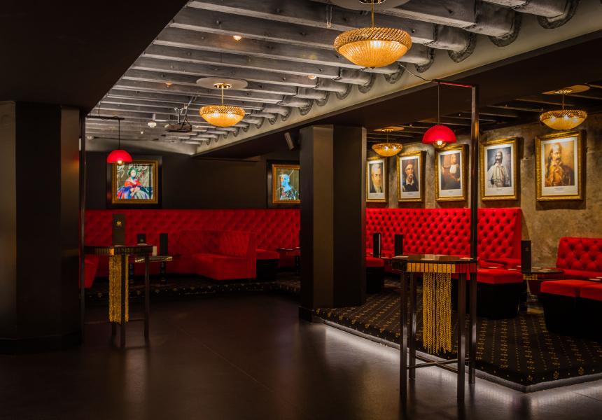 Inside 1821's New Bar Odessa photo