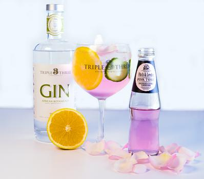 Add A Splash Of Pink To Your Drink photo