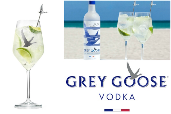 Grey Goose Launches Summer Riviera Bottle photo
