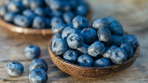 Blues-busters: Study Shows Blueberry Juice Antioxidants Ease Stress photo