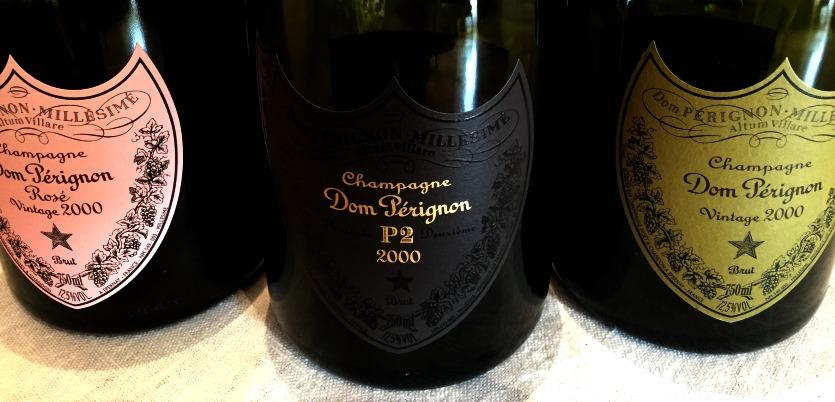 Dom Pérignon Launches P2-2000 photo