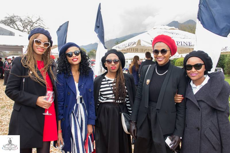 DSTV adds extra French flair to the 2017 Franschhoek Bastille Festival photo