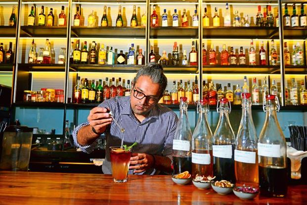 It's Gin Time In India photo
