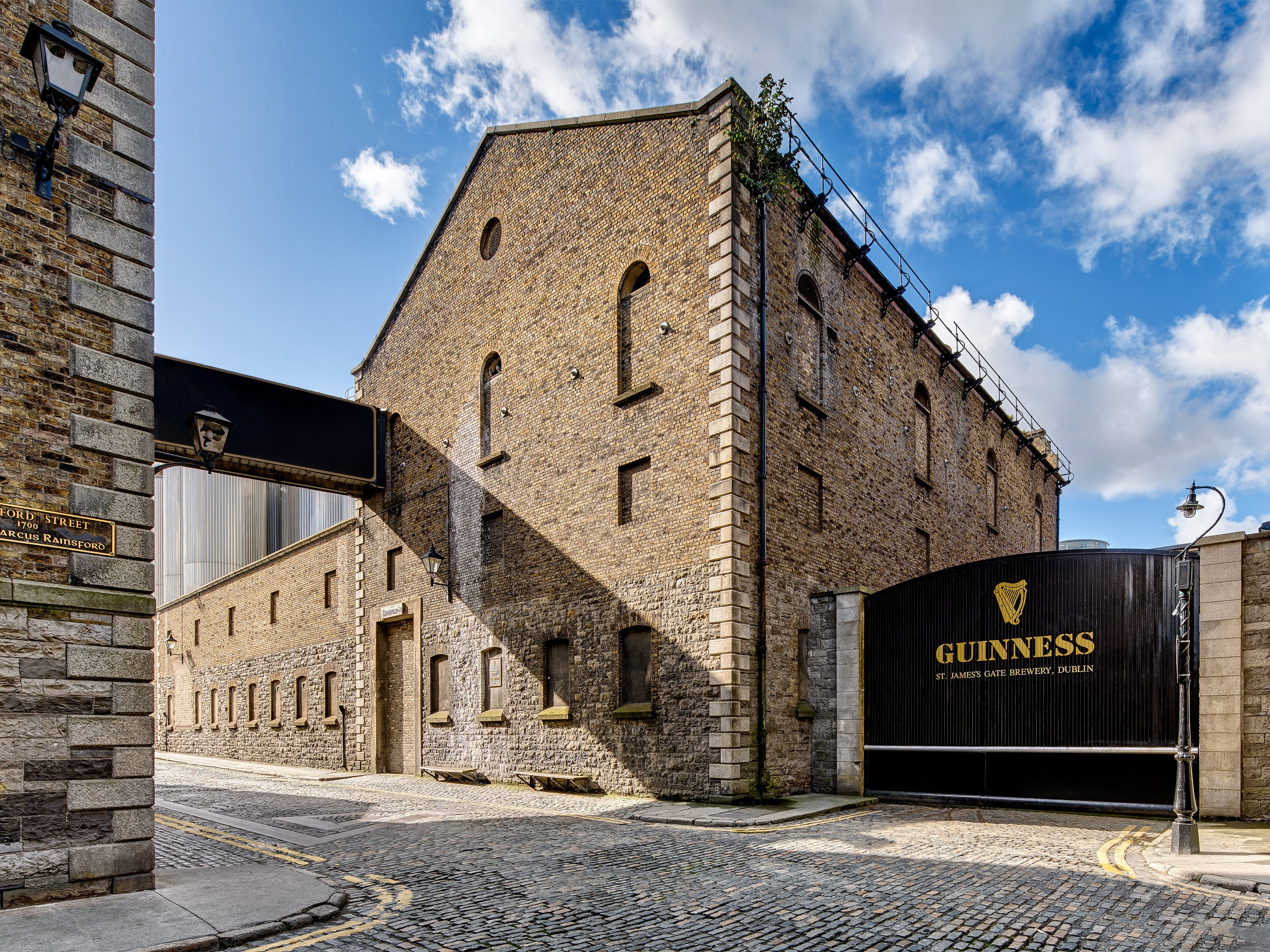 Spend The Night At Dublin's Guinness Storehouse With Airbnb photo