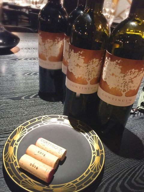 Continum Launches 2004 Vintage In Hong Kong photo