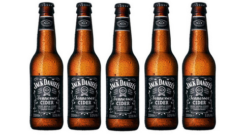 Whiskey Giant Jack Daniel`s Launches Tennessee Cider in the UK photo