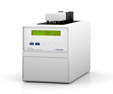 Knauer Osmometer For Quality Control Of Aqueous Samples photo