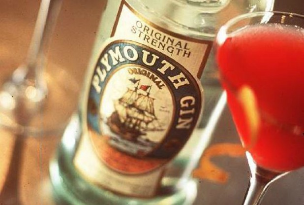 The oldest working Gin distillery in the world is in Plymouth photo