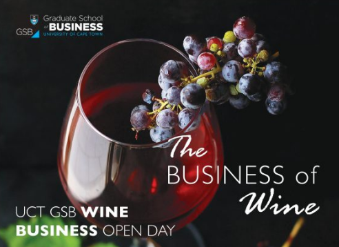 Register Today for The Business of Wine Open Day photo
