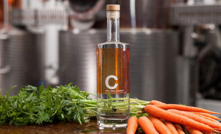 Boardroom launches spirit distilled entirely from raw carrots photo