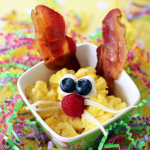Scrambled Egg and Bacon Bunnies photo