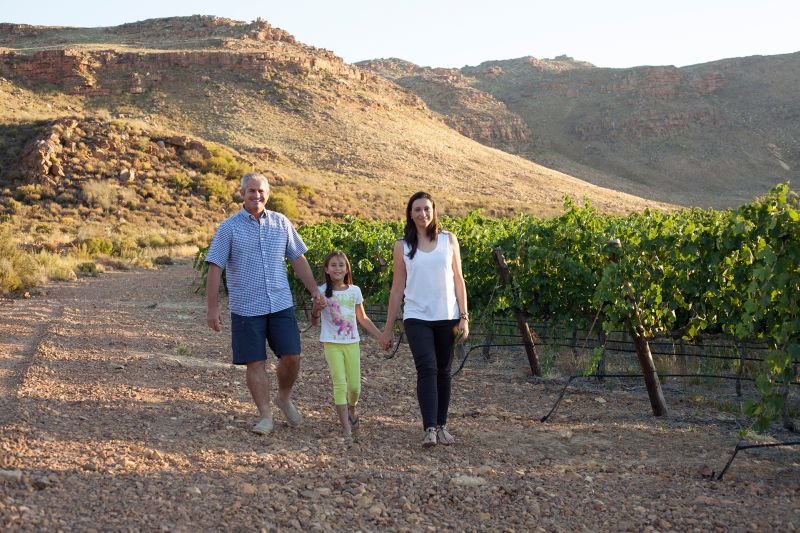 Extreme Growing Conditions No Obstacle For 'wines With Altitude' photo
