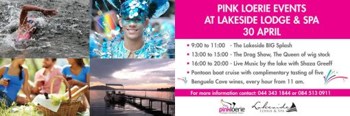 banner loeries 510x170 Come splash for a cause at Lakeside Lodge and Spa