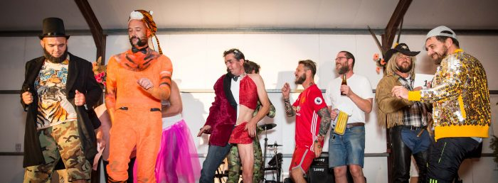 Beards and Barrels, the Craziest Wine Industry Event photo