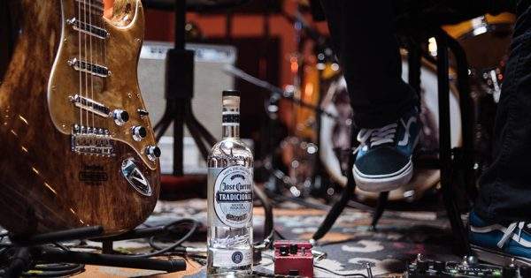 Fender And Jose Cuervo Just Made A Guitar Out Of Agave photo