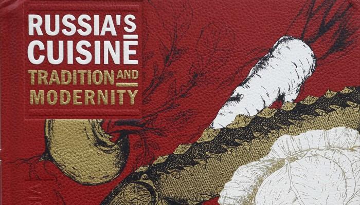 A Cookbook On Russian Cuisine photo