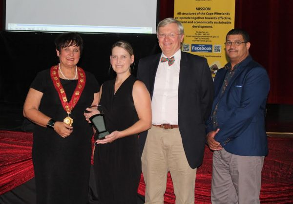 Franschhoek Excels at Mayoral Tourism Awards photo