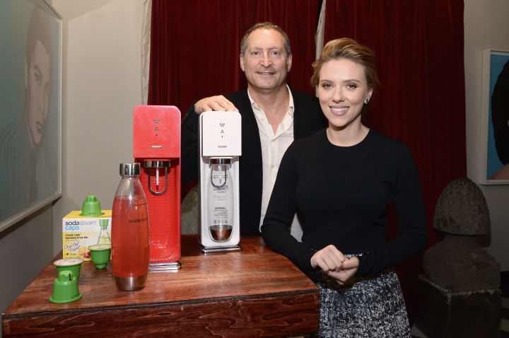 Sodastream's Ceo Really Hates Bottled Water's Rising Popularity photo