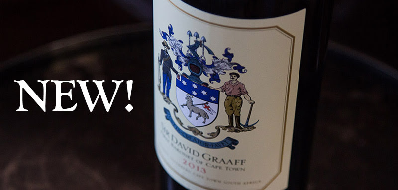 WIN a bottle of De Grendel Sir David Graaff red worth R1 380! photo