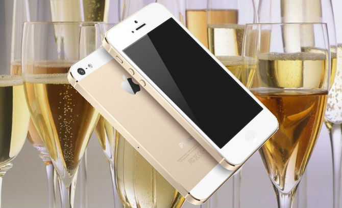 Apple Wants To Sell Champagne photo