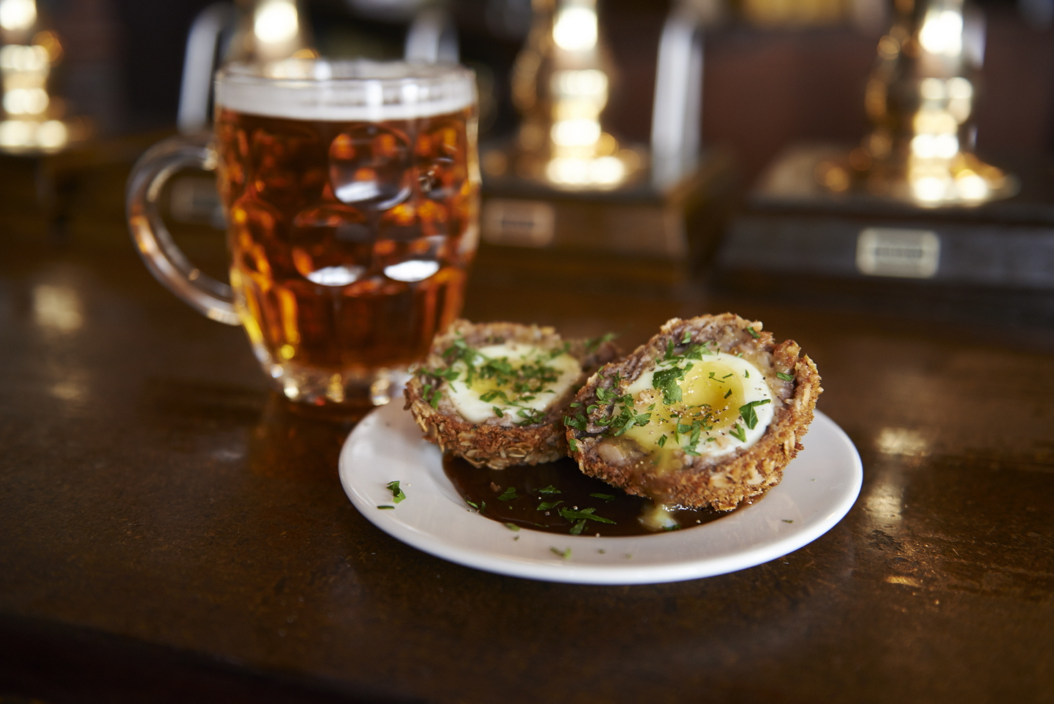 Feast Your Pork Pies On This! A Bar Snack Festival Is Coming To London photo