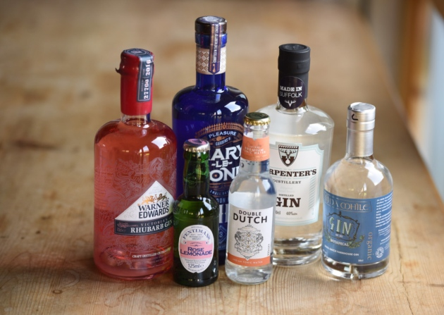 Hadleigh-based Gin Punch Launches Craft Gin Tubes photo