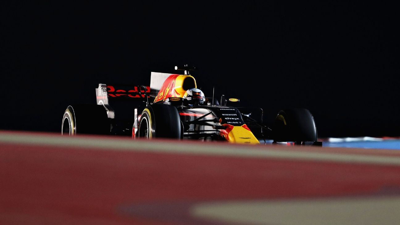 Red Bull Expecting 'signficant Step' From Spain Upgrade photo