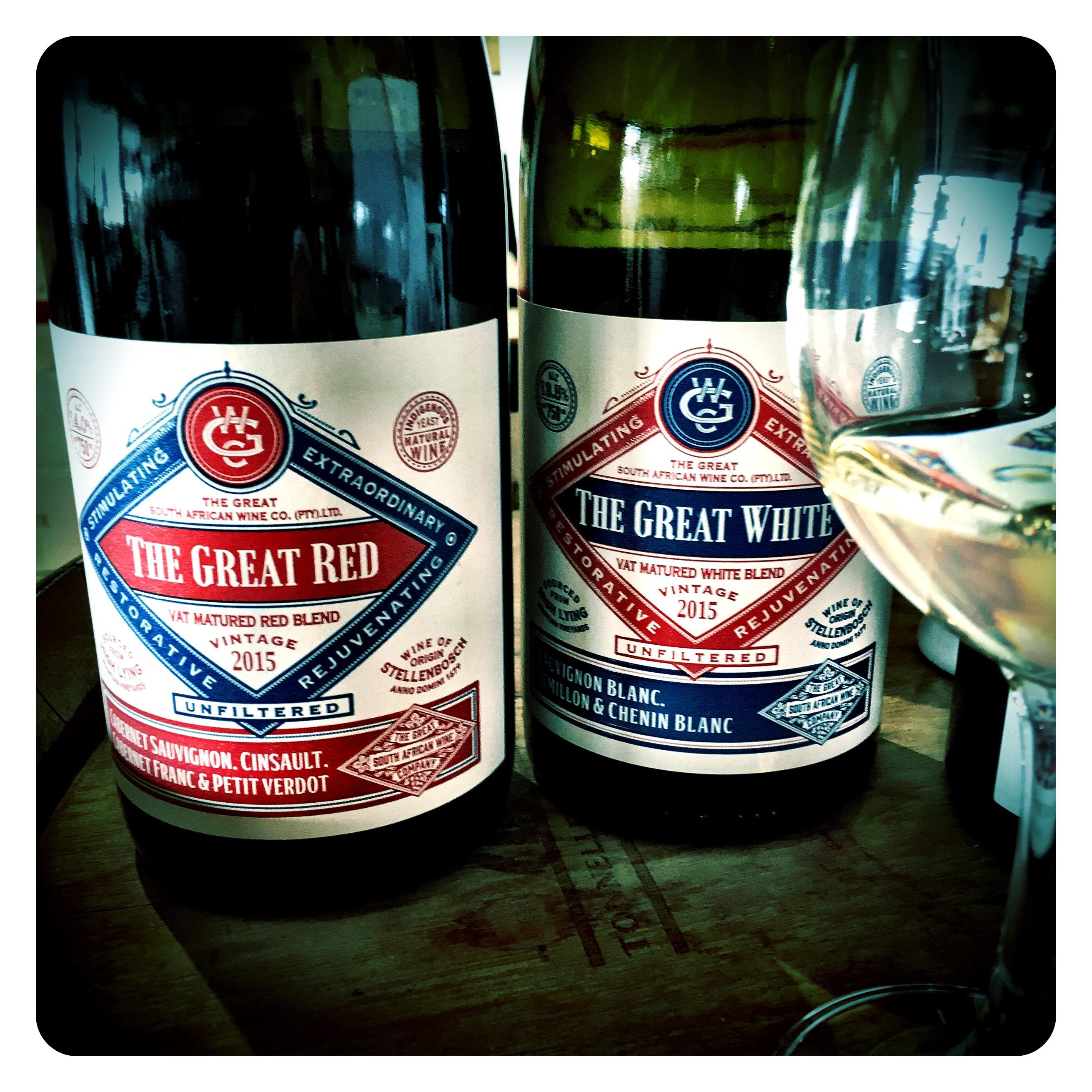 Tasting Carl Van Der Merwe's Impressive New White And Red Blends From Stellenbosch photo