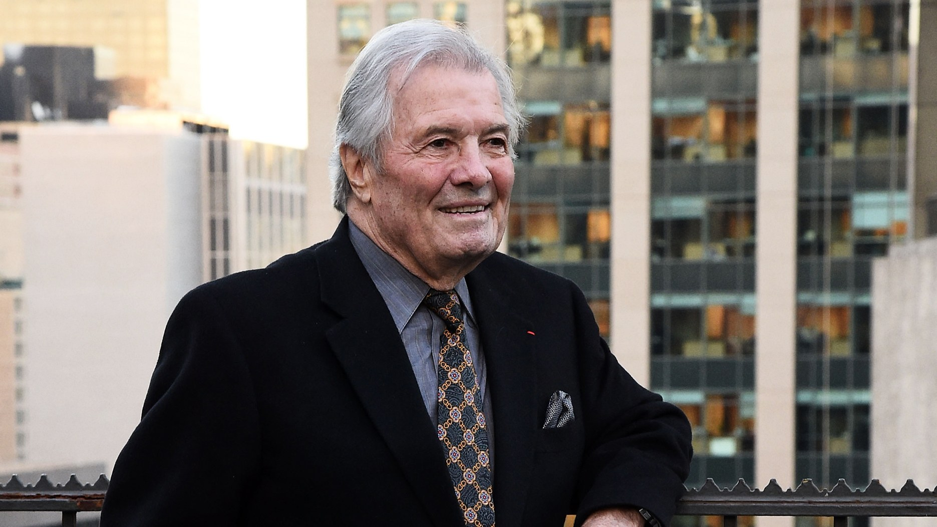 Jacques Pépin Makes An Excellent Case For Drinking More Wine Than Water photo