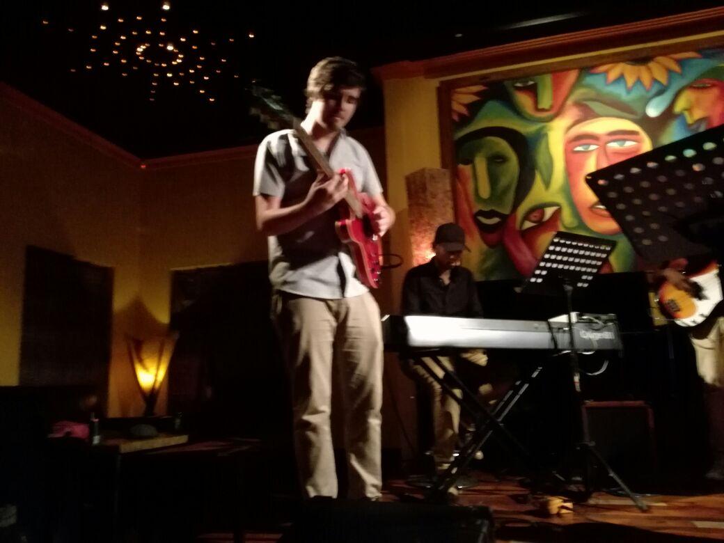 Love Of Music Drives Amanzimtoti Jazzman photo