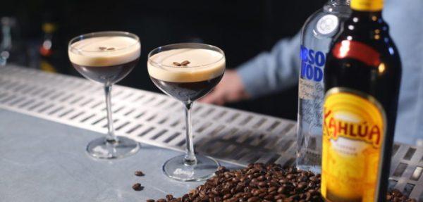 kahlua drinks espresso martini 11 702x336 e1503897134722 Australian bar creates the first totally clear Espresso Martini in the world