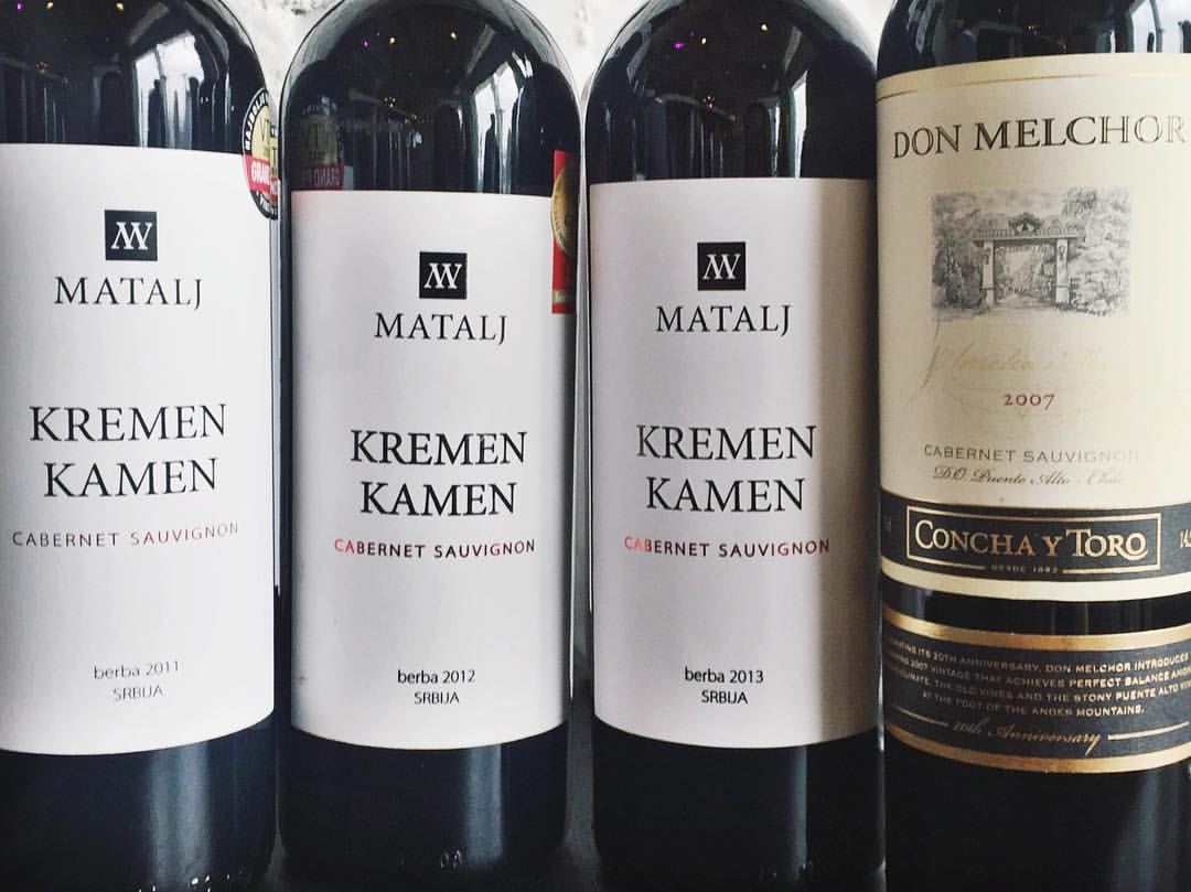 Matalj Kremen Kamen: A Vertical Tasting photo
