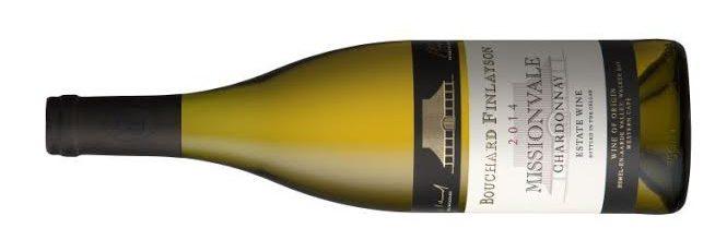 Bouchard Finlayson 2014 Missonvale Chardonnay Hit Gold Global Ranking photo