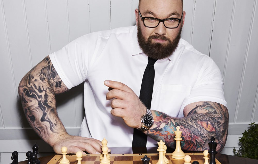Keeping Up With The Game Of Thrones' The Mountain For 24 Hours Will Exhaust You photo