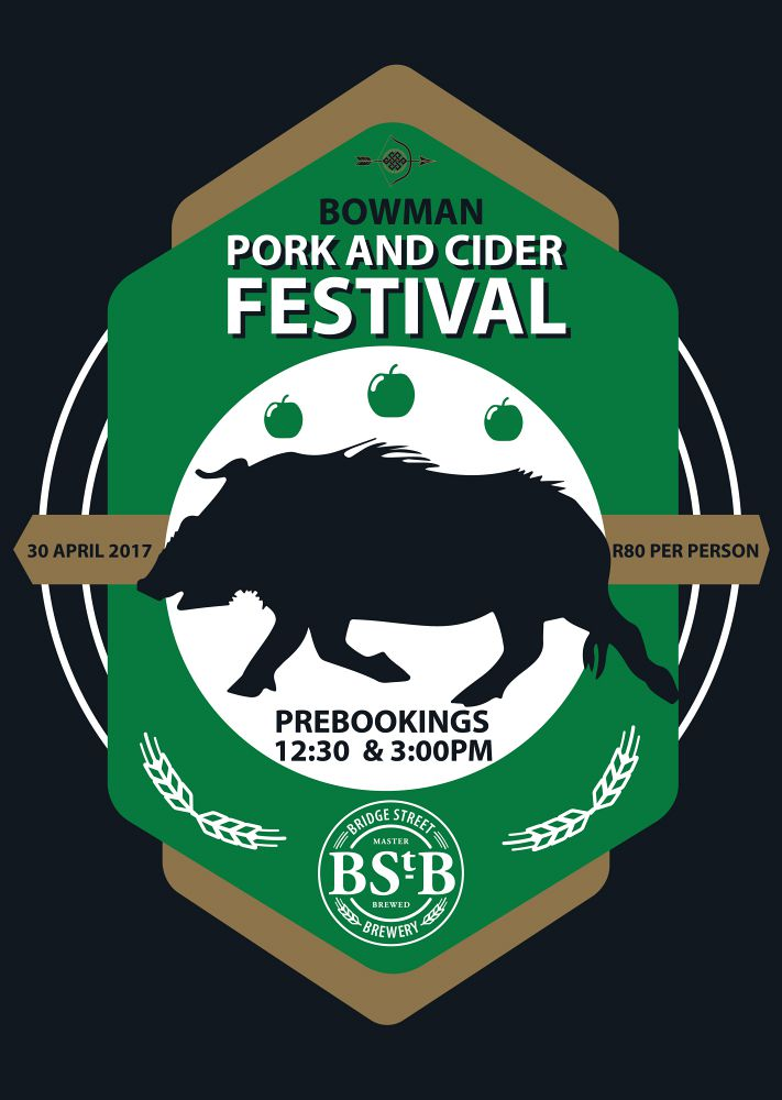 Pork & Cider Festival At Bridge Street Brewery Port Elizabeth On Sunday photo