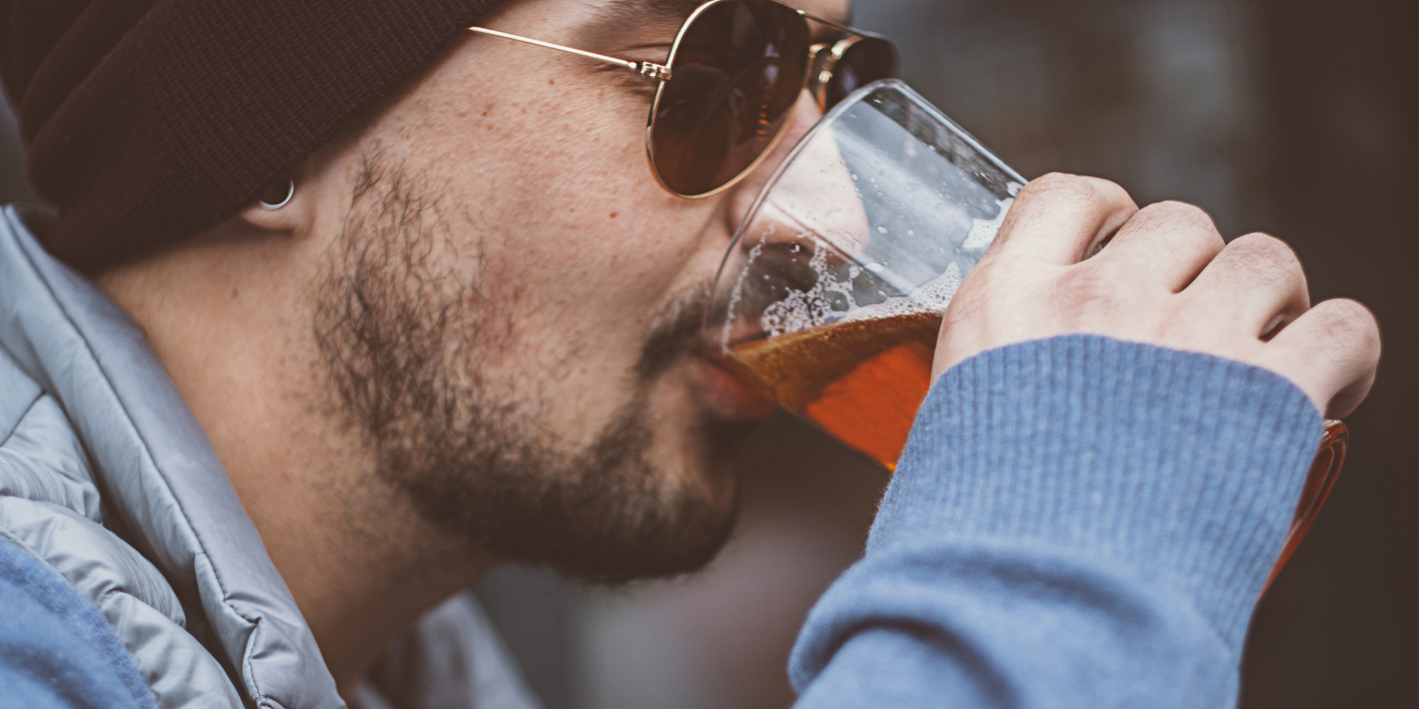 Sip with caution! Every Extra Pint of Beer Takes 15 Minutes Off Your Life photo