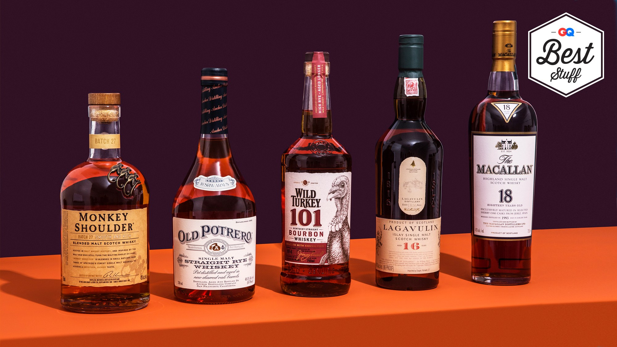 The 9 Best Whiskeys To Stash In Your Office photo