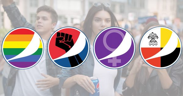 Could Pepsi Make Things Right With A Logo That Actually Made The World Better? photo
