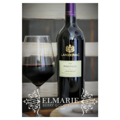 pinotage lanzerac e1491816308768 Make a Classic Cape Malay Bobotie this Autumn
