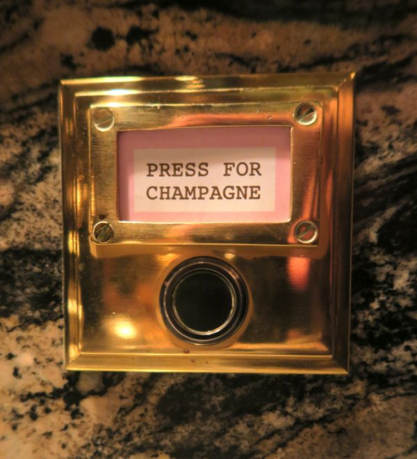 Office Installs Champagne-on-Demand Buttons at Workers Desks photo
