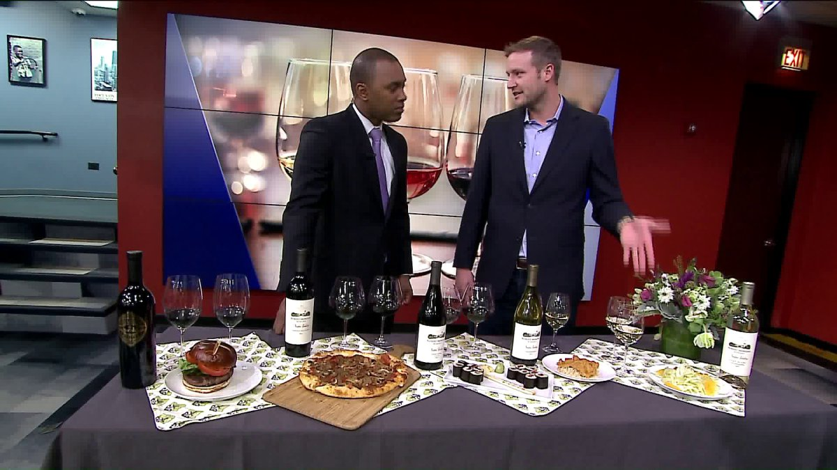 Midday Fix: Robert Mondavi Winery Winemaker Joe Harden With Wines To Pair With Takeout Food photo