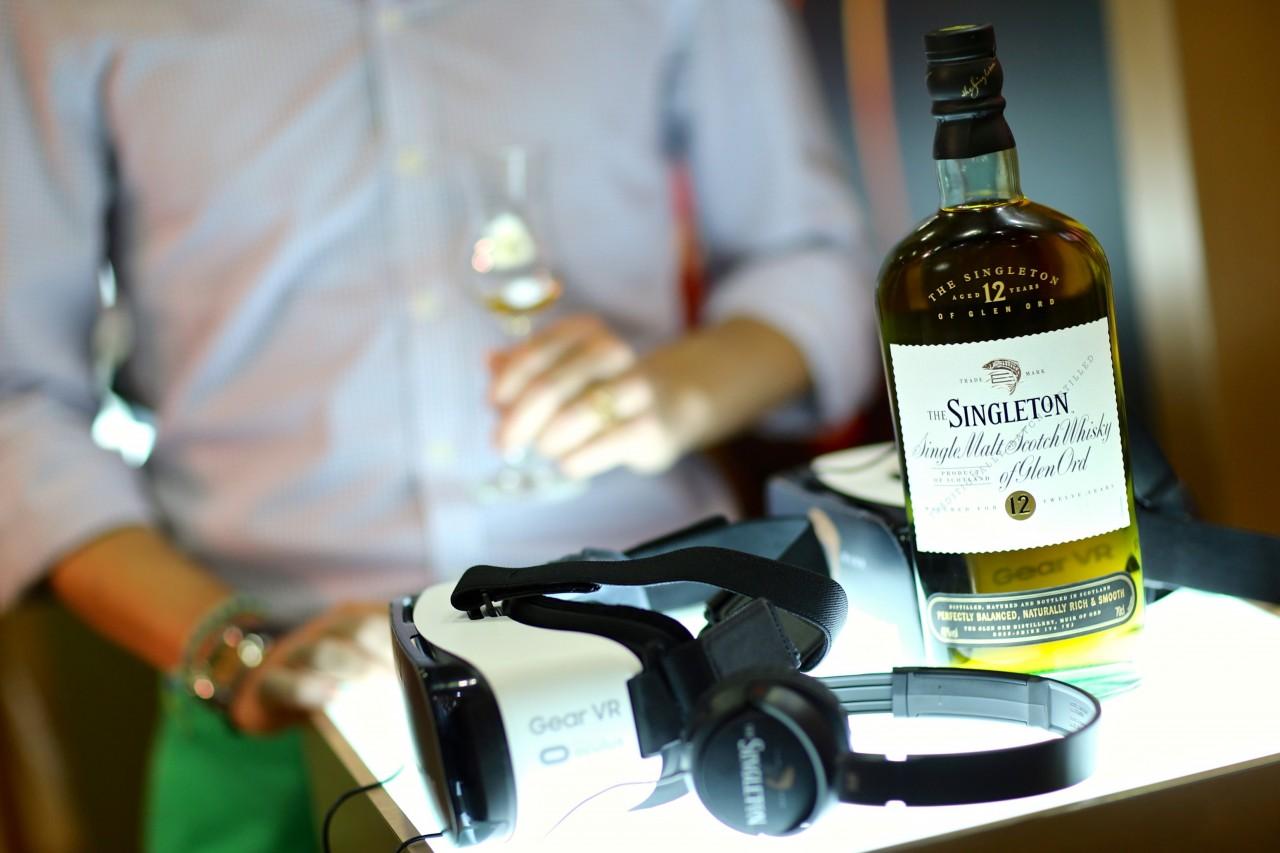 How Diageo Sold The Singleton Whisky Using Virtual Reality photo