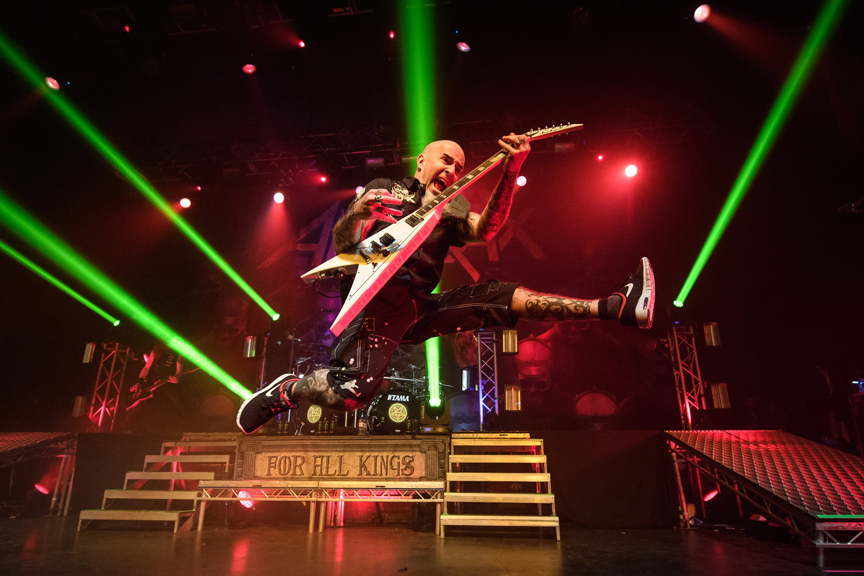 """Anthrax's Scott Ian: """"i'd Love To Hear Lady Gaga Do A Rock Record"""" photo"""