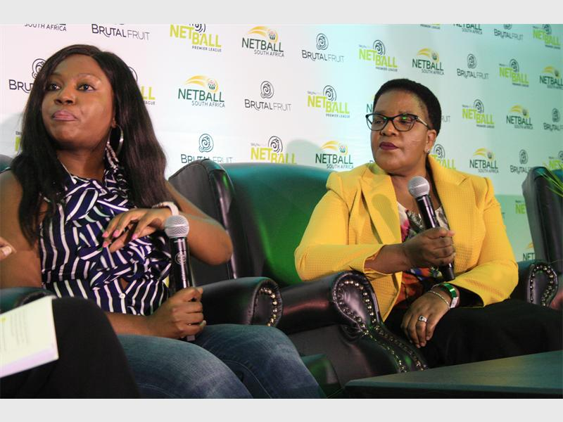 Joburg Misses Out On Flashy Netball photo