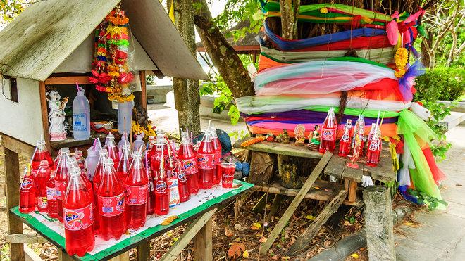Ghosts In Thailand Love Strawberry Fanta photo