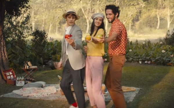 Marketing Daily: Stella Artois Cidre's Musical Spot Features Whimsical Trio photo