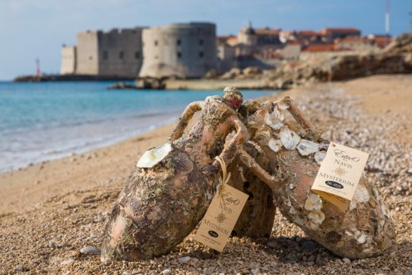 Take a trip to Croatia`s first underwater winery photo